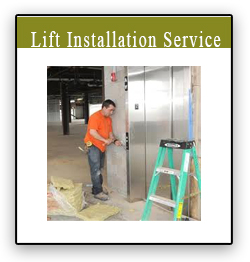 Liftinstallation